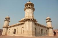 Tomb of Itimad-ud-Daulah Baby Taj, Agra, Uttar Pradesh, India Fine-Art Print