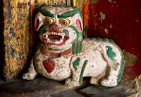Animal by Hemis Monastery, Ladakh, India Fine-Art Print
