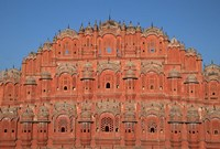Hawa Mahal (Palace of the Winds), Rajasthan, India Fine-Art Print