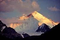 India, Ladakh, Nun-Kun Peak, Zanskar Valley Fine-Art Print