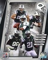 New York Jets 2014 Team Composite Fine-Art Print