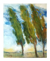The Three Trees Fine-Art Print