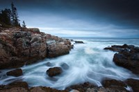 Dawn in Acadia Fine-Art Print