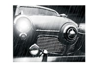 Studebaker Rain Fine-Art Print