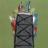 Chicago Tower Fine-Art Print
