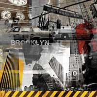 New York Streets II Fine-Art Print