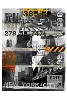New York Style XI Fine-Art Print