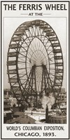 The Ferris Wheel, 1893 Fine-Art Print