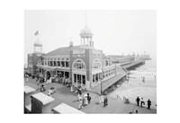 Atlantic City Steel Pier, 1910s Fine-Art Print