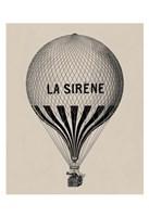 La Sirene Fine-Art Print