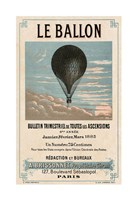 Le Ballon, Paris Fine-Art Print