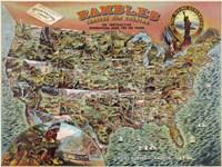 Rambles through our Country Fine-Art Print