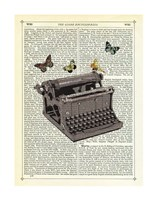 Typewriter Fine-Art Print