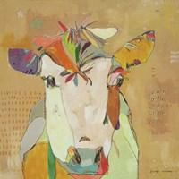 Mom Cow Fine-Art Print