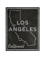 Los Angeles, California Fine-Art Print