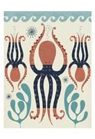 Octopus Garden Fine-Art Print