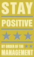Stay Positive Fine-Art Print