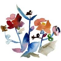 Nouveau Boheme No. 1 - Japanese Garden Series Fine-Art Print