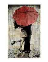 The Red Umbrella Fine-Art Print