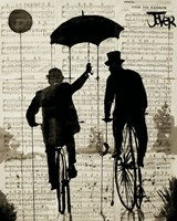 The Umbrella Fine-Art Print