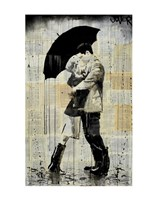 The Black Umbrella Fine-Art Print