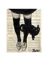 This be Cat Fine-Art Print