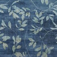 Denim Branches I Fine-Art Print