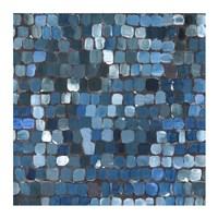 Cobalt Cobbles Fine-Art Print