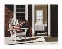 Summer Cottage Fine-Art Print