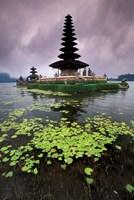 Ulun Danu Temple, Bali, Indonesia Fine-Art Print