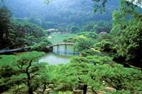 Ritsurin Park, Takamatsu, Shikoku, Japan Fine-Art Print
