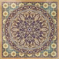 Floral Tile IV Fine-Art Print