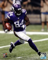 Cordarrelle Patterson 2014 Action Fine-Art Print