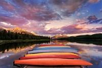 Kayaks Fine-Art Print