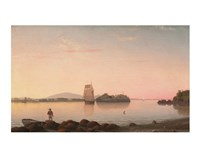 Owl's Head, Penobscot Bay, Maine, 1862 Fine-Art Print