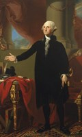 George Washington (Lansdowne Portrait), 1796 Fine-Art Print