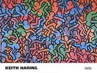Untitled, 1985 (figures) Fine-Art Print
