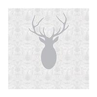 Modern Lodge I Fine-Art Print