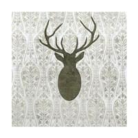 Modern Lodge II Fine-Art Print