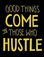 Hustle Fine-Art Print