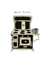 Old Flame Fine-Art Print