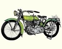 Ride On Fine-Art Print