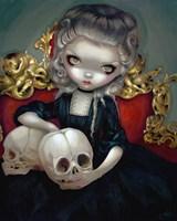 Les Vampires Les Cranes Fine-Art Print