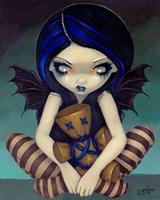 Voodoo In Blue Fine-Art Print
