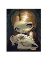 Alchemical Angel I Fine-Art Print