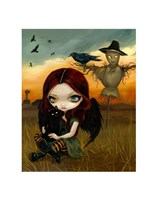 The Scarecrow Fine-Art Print