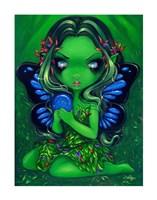 Verdant Green Fine-Art Print