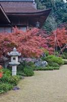 Okochi Sanso Villa, Sagano, Arashiyama, Kyoto, Japan Fine-Art Print