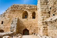 Muslim military fort of Ajloun, Jordan Fine-Art Print