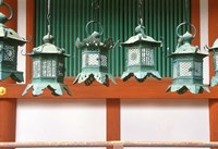 Kasuga Lanterns, Kasuga Shrine, Nara, Japan Fine-Art Print